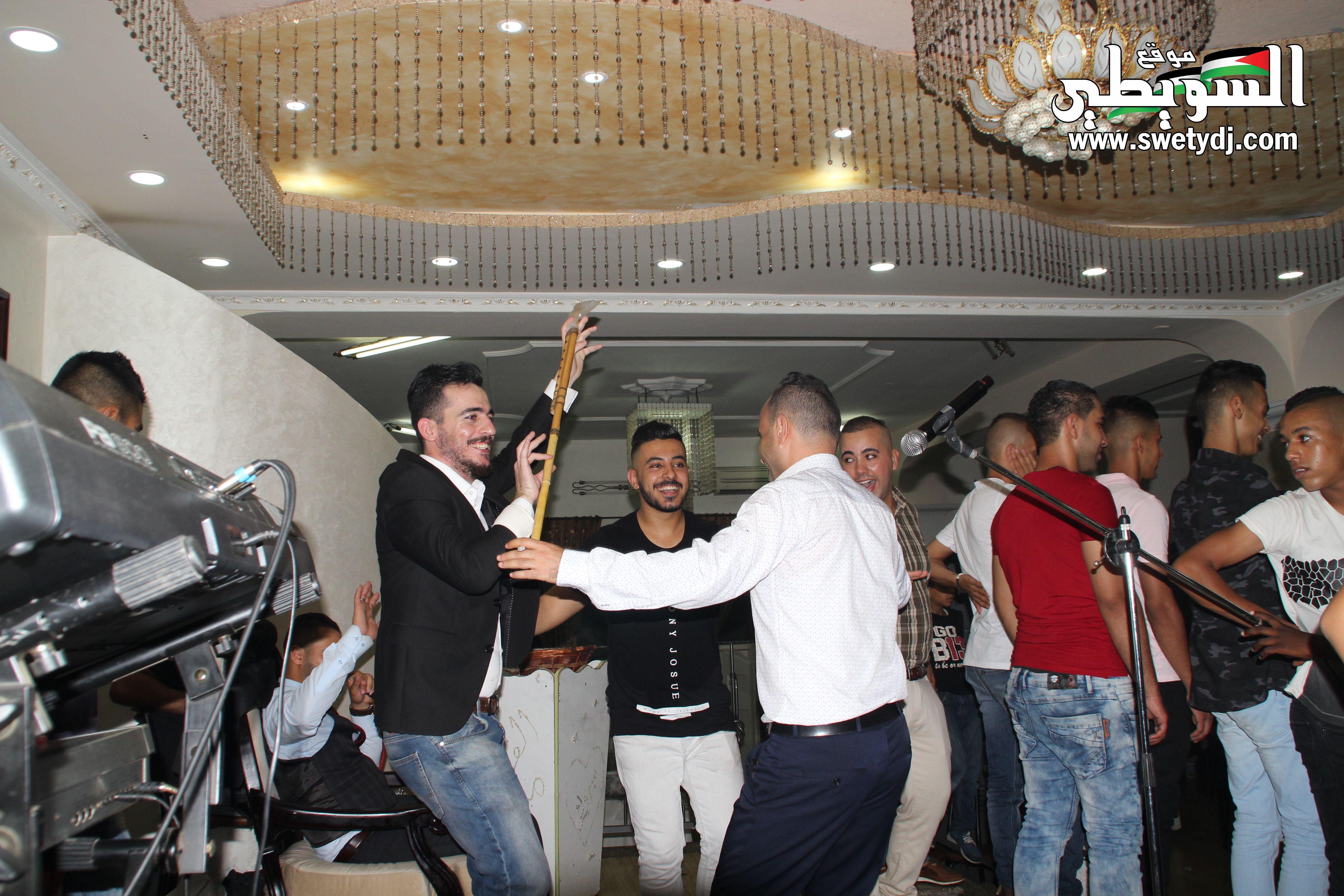 دحية هوووو هووو الفنان حسين السويطي من حفلة احمد ابو جابر مخيم جنين