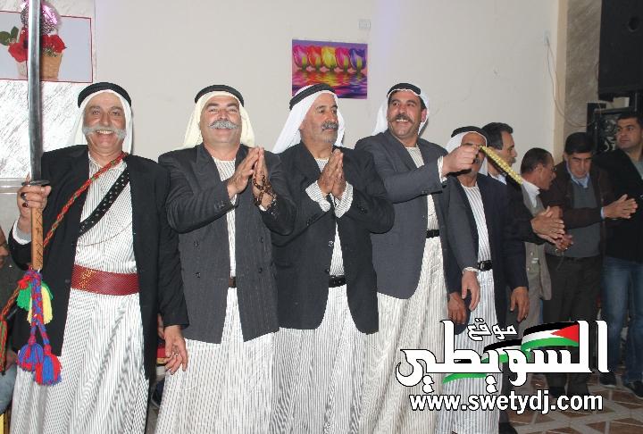 الفنان موسى حافظ دحية 2017 مع فرقة الزيتونة حفلة فرح عاطف السويطي ابو جاسر تسجيلات السويطي