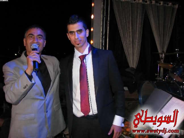 مصطفى الخطيب حفلة محمد نزية طحاينة السيلة الحارثية صور